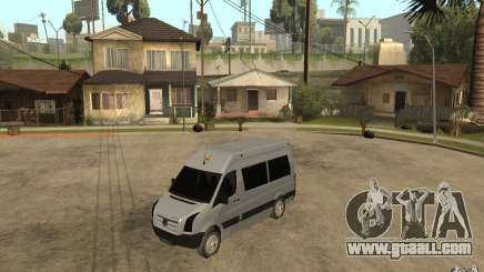 Volkswagen Crafter school bus for GTA San Andreas