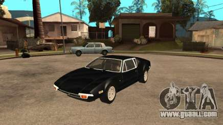 1971 De Tomaso Pantera for GTA San Andreas