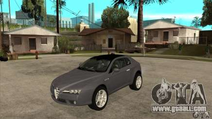Alfa Romeo Brera of NFSC for GTA San Andreas
