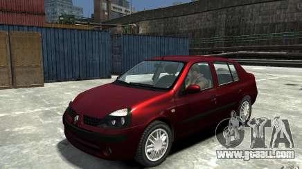 Renault Clio 1.4L for GTA 4