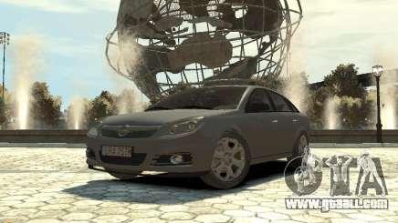 Opel Vectra for GTA 4