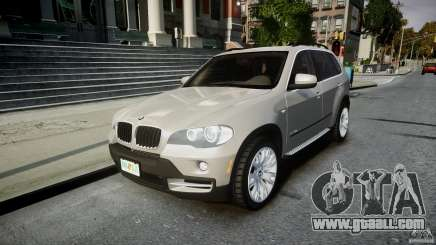 BMW X5 Experience Version 2009 Wheels 223M for GTA 4