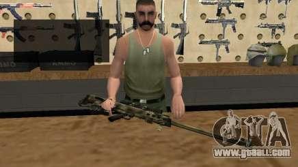 M95 Barrett Sniper for GTA San Andreas