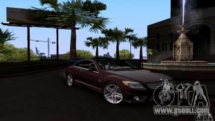 Mercedes-Benz CL65 AMG E.U. for GTA San Andreas