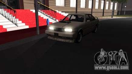 Sentinel XS 1992 for GTA San Andreas