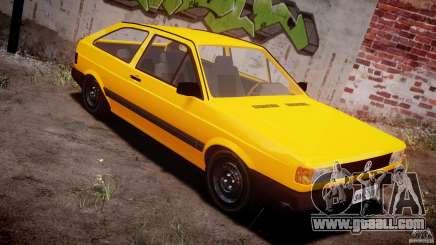 Volkswagen Gol GL for GTA 4