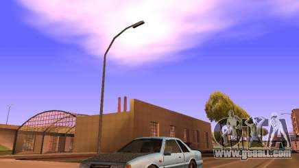 Previon GT for GTA San Andreas