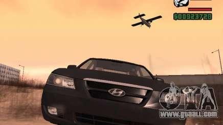 Hyundai Sonata Edit for GTA San Andreas