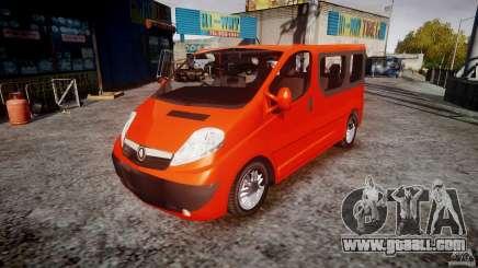 Renault Trafic for GTA 4