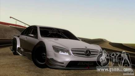 Mercedes Benz C-Class Touring 2008 for GTA San Andreas
