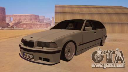 BMW M3 E36 Touring for GTA San Andreas