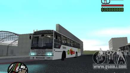 CAIO Padron Vituria Volvo B58 for GTA San Andreas