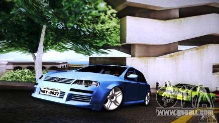 Fiat Stilo Abarth 2005 for GTA San Andreas