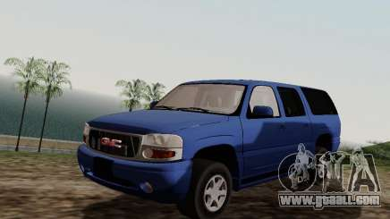 GMC Yukon Denali XL for GTA San Andreas