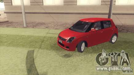 Suzuki Swift versión Chilena for GTA San Andreas