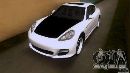 Porsche Panamera 970 Hamann for GTA San Andreas