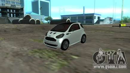 Aston Martin Cygnet for GTA San Andreas