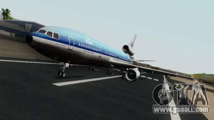 McDonell Douglas DC-10-30 KLM Royal Dutch for GTA San Andreas
