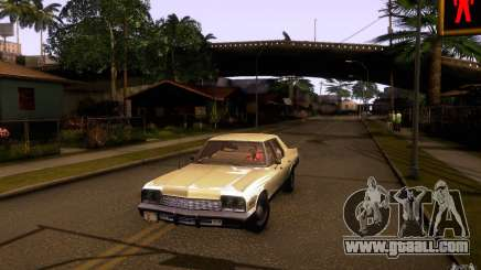 Dodge Monaco for GTA San Andreas
