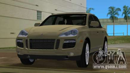 Porsche Cayenne Turbo S for GTA Vice City
