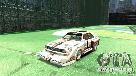 Audi Quattro Group B for GTA 4