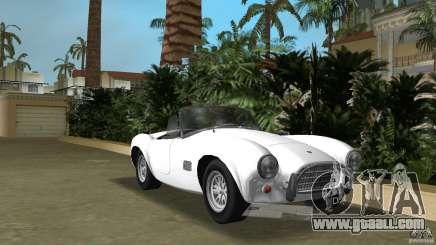 AC Cobra 289 for GTA Vice City
