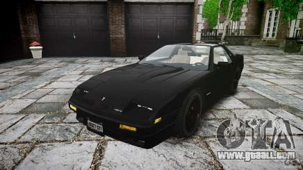 Ruiner KNIGHT RIDER Skin for GTA 4