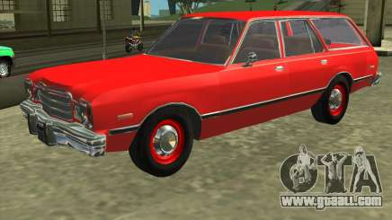 Plymouth Volare 1978 for GTA San Andreas