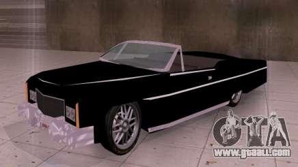 Cadillac Deville 1974 for GTA San Andreas