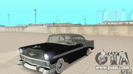 Chevrolet Bel Air 1956 for GTA San Andreas