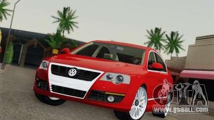 Volkswagen Magotan 2011 for GTA San Andreas