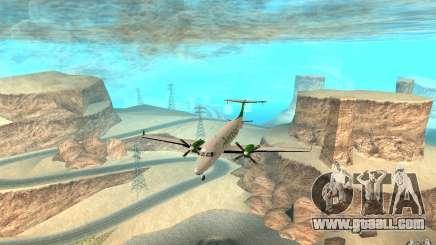 Beechcraft B1900D for GTA San Andreas