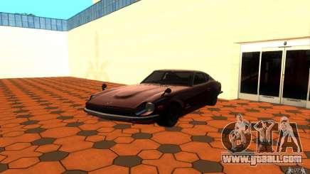 Nissan Fairlady Z 432 for GTA San Andreas