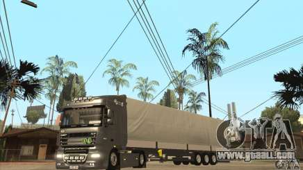 DAF XF for GTA San Andreas