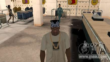 Bandana CS for GTA San Andreas