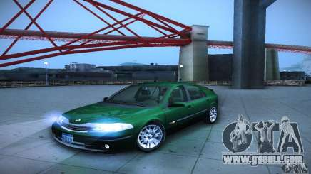 Renault Laguna 2 for GTA San Andreas