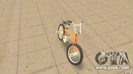 K2B Ghetto BMX for GTA San Andreas