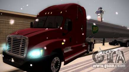 Freightliner Cascadia for GTA San Andreas