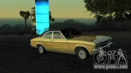 Ford Cortina MK 3 Life On Mars for GTA San Andreas