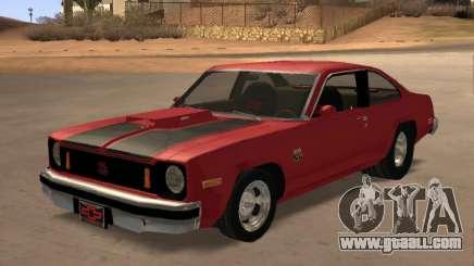 Chevrolet Nova Chucky for GTA San Andreas