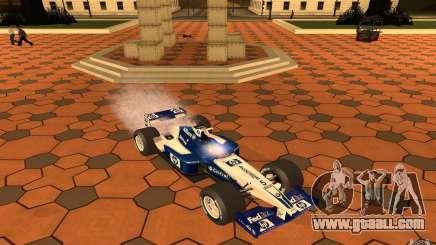 BMW F1 Williams for GTA San Andreas