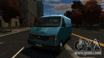 Daewoo Lublin 3 2000 for GTA 4