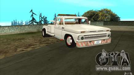 Chevrolet Tow Truck for GTA San Andreas
