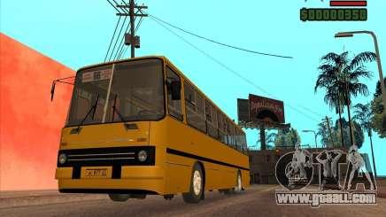 Ikarus 260.04 for GTA San Andreas