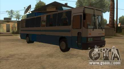 IKARUS 255 Tv for GTA San Andreas