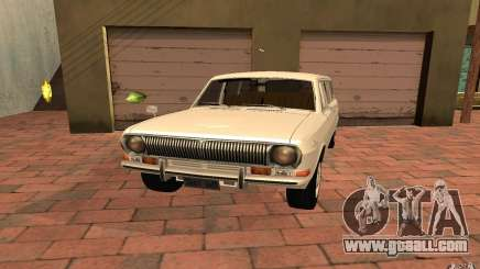 GAZ 2402 for GTA San Andreas