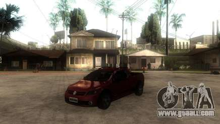 Volkswagen Saveiro Trooper CE for GTA San Andreas