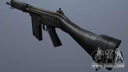 FN FAL for GTA San Andreas