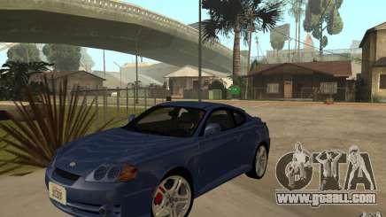 Hyundai Tiburon Jc2 for GTA San Andreas