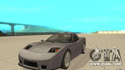 Coquette from GTA 4 for GTA San Andreas